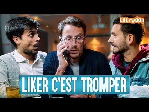 Liker C'est Tromper