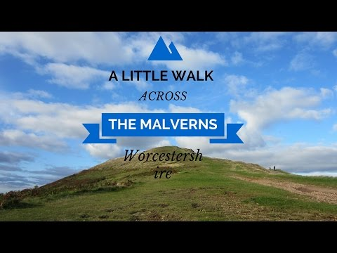♫ Malvern Hills Walk with Edward Elgar's March No. 4 | Malvern Worcestershire, England UK from YouTube · Duration:  4 minutes 46 seconds