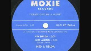 Ned and Nelda (Frank Zappa and Ray Collins) - Hey Nelda