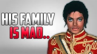 Michael Jackson's Family Is Mad At Drake..