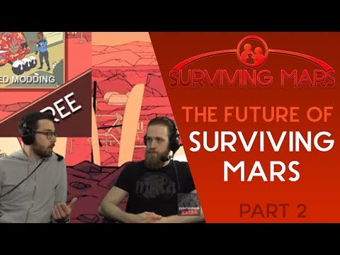 Opportunity Update ANNOUNCED - The Future of Surviving Mars #2