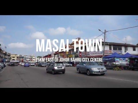 Bandar Alam Masai - The Birth of a New Beginning