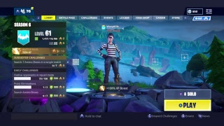 Fortnite Live| V-Bucks Giveaway|#MRC