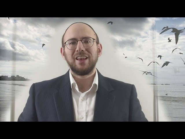 KED Talk 3 - Rabbi Mayer Freedman