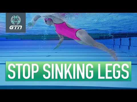 How To Stop Your Legs Sinking Whilst Swimming | The Most Common Swim Mistake?