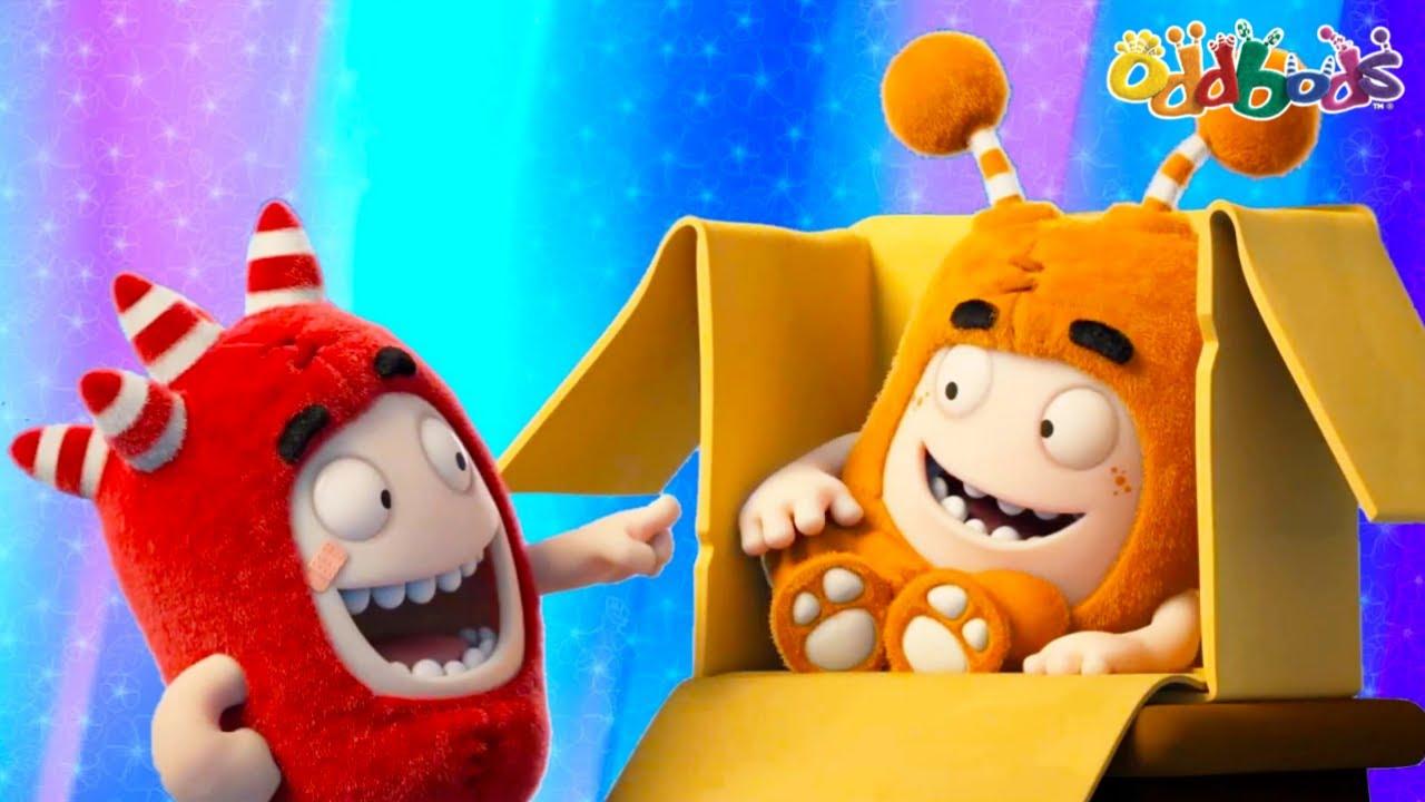 Oddbods   YENİ   Güzel Okul Anıları   Çocuklar için Çizgi Filmler