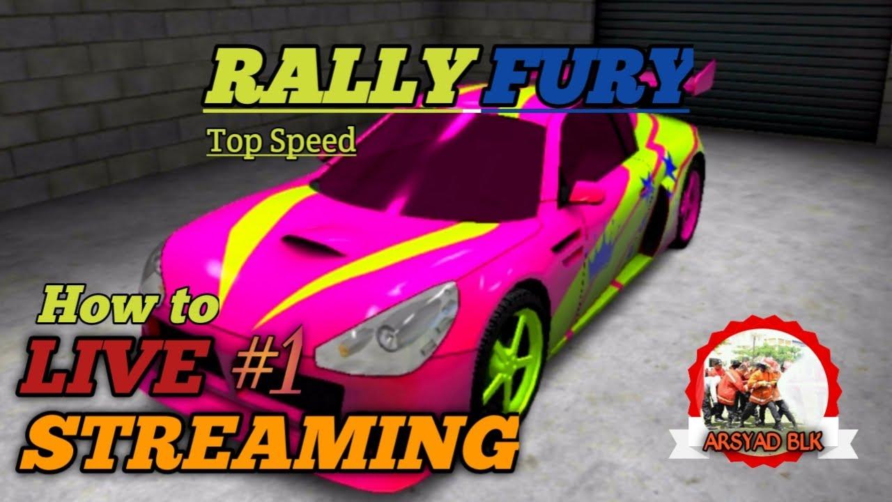 Tes Live 1 Rally Fury Extreme Racing Youtube