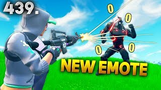 *NEW* EMOTE IS OP..!!! Fortnite Daily Best Moments Ep.439 (Fortnite Battle Royale Funny Moments)