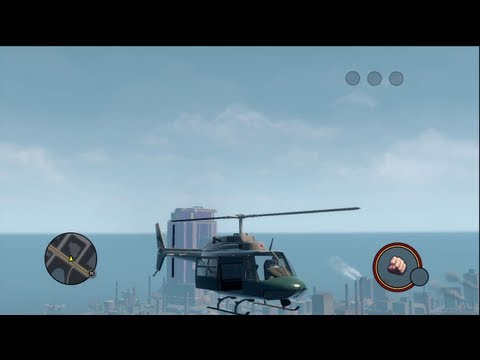 Saint's Row: The Third Floating Helicopter Glitch
