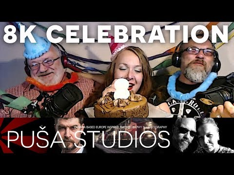 Live Friday Fun - Channel Milestone!! Creator's Party / Therapy Live On Puša Studios Special!