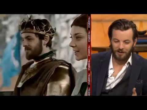 Gethin Anthony Talks Game Of Thrones And Copenhagen