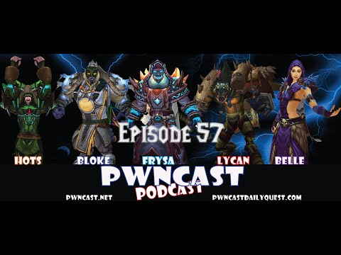 """World of Warcraft Podcast - Episode 57 """"To Fly or Not to Fly, That is the Question"""""""