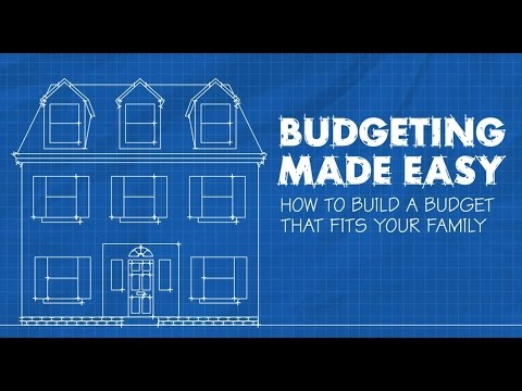 How to Build a Budget that Fits Your Family