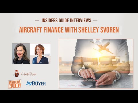 Aircraft Finance: The Insiders Guide Interviews