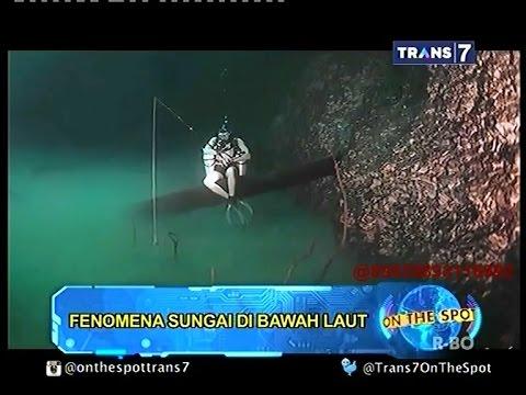 On The Spot - Fenomena Sungai di Bawah Laut - YouTube