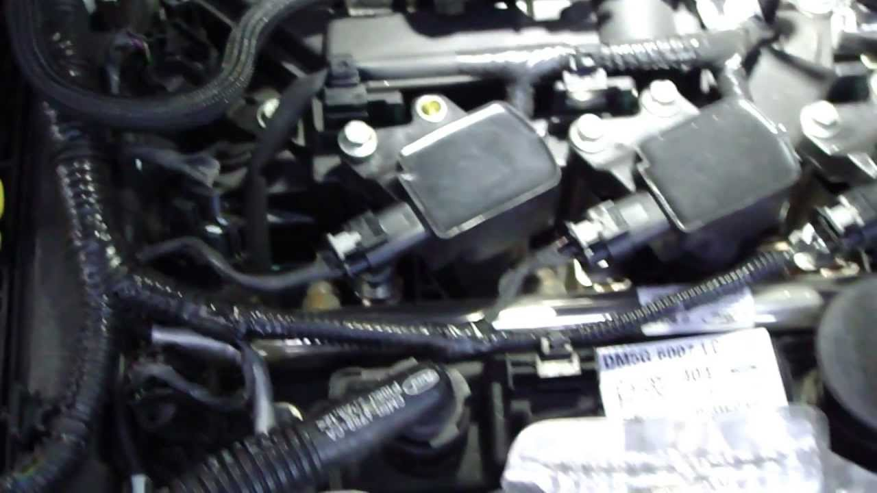 how to change ignition coils and spark plugs ford focus years 2011 2014 [ 1280 x 720 Pixel ]