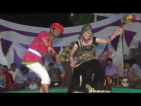 Stage Dance 2018 | Gujari Dance | Haryanvi Dance | Hot Rajasthani Stage Dance | HR