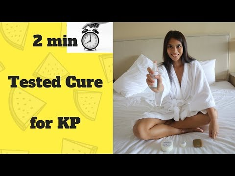 Natural and Proven Cure for Keratosis Pilaris