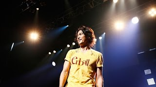 DVD & Blu-ray「Koshi Inaba LIVE 2014 〜en-ball〜」 2015.11.18 Relea...