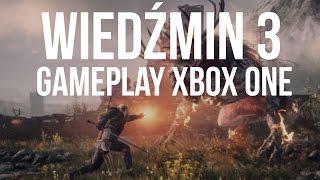 Wiedźmin 3 Dziki Gon - Xbox One Gameplay PL - #1 Witaj, przygodo