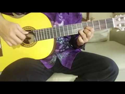 Di Timur Matahari - Lagu Wajib Nasional (Fingerstyle Cover)