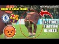 NUNCA hagas ENOJAR a MESSI   Messi SALVÓ al Barcelona de la derrota contra el Chelsea
