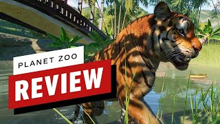 Planet Zoo Review (Video Game Video Review)