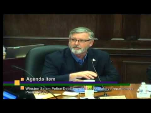 Public Safety Committee on March 19, 2018