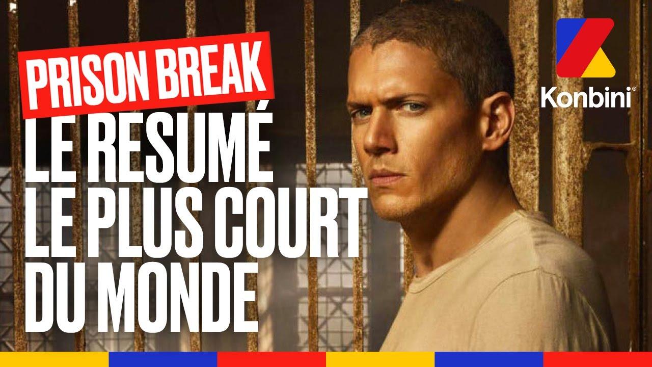 Download Prison Break : on vous résume la série le plus vite possible (et on a pas tout compris) l Konbini