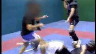 אימון קרב מגע מתקדם ביחידה מובחרת - Krav Maga