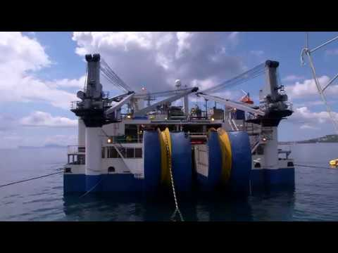 Prysmian Group World Leader in Submarine Interconnections