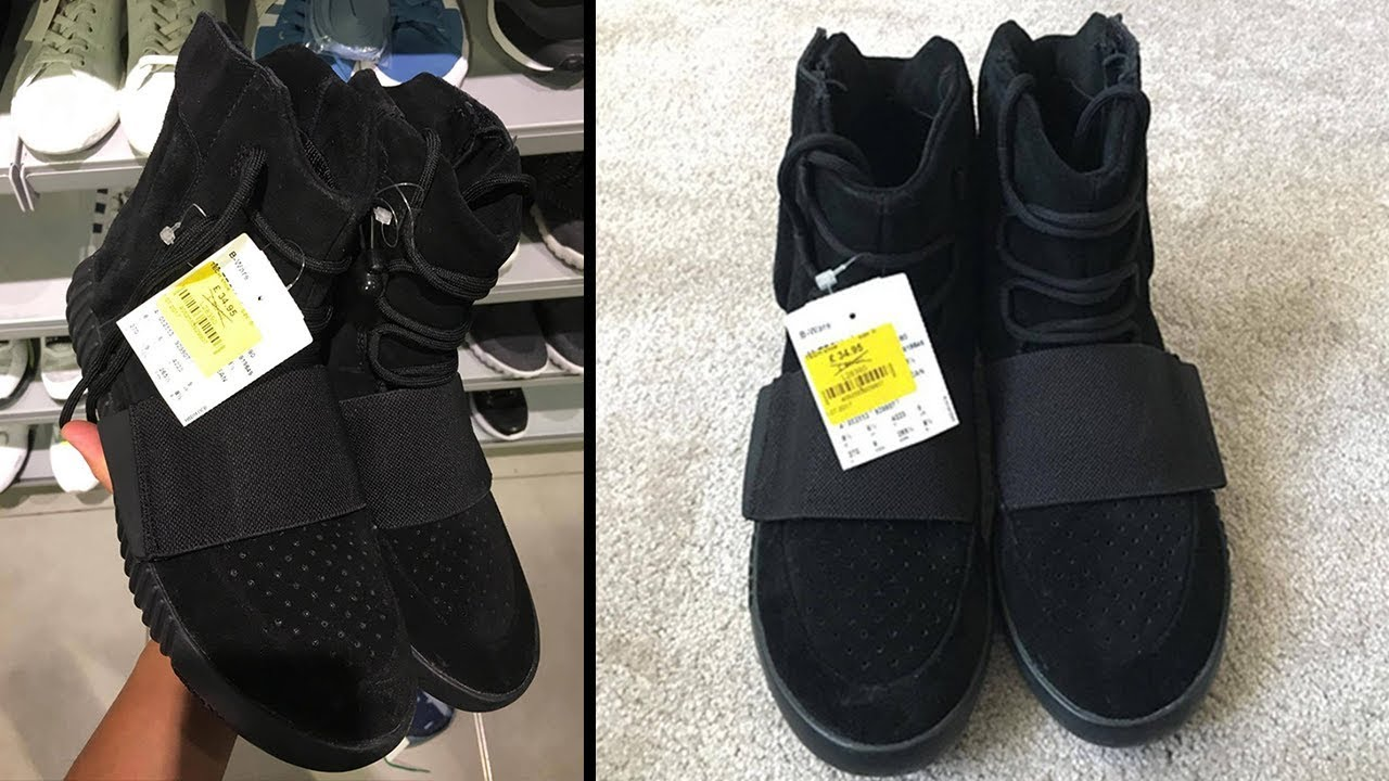 big sale ff892 adfdd *$1,200* YEEZY BOOST 750 PIRATE BLACK FOR $35 FOUND ON THE SHELVES!