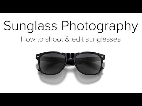 Sunglass Photography -Shooting And Editing Sunglasses