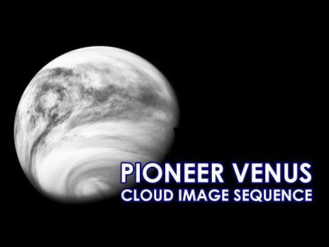 Cloud Image Sequence - PIONEER VENUS  (1980/05/03)
