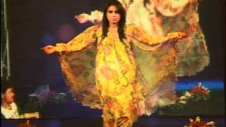 asim butt , Arabic Belly Dance + Fashion Show , Dawn News LHR