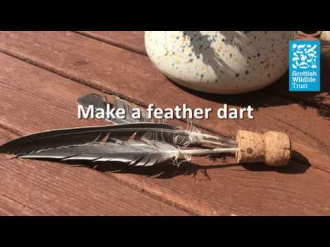 Make a feather