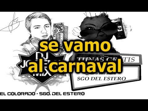 Se vamo al Carnaval - Tunas Gratis & Dj Josema