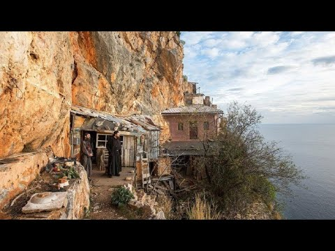 The Hermits of Karoulia of Mount Athos