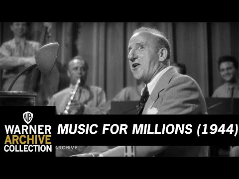Music For Millions 1944 – Umbriago