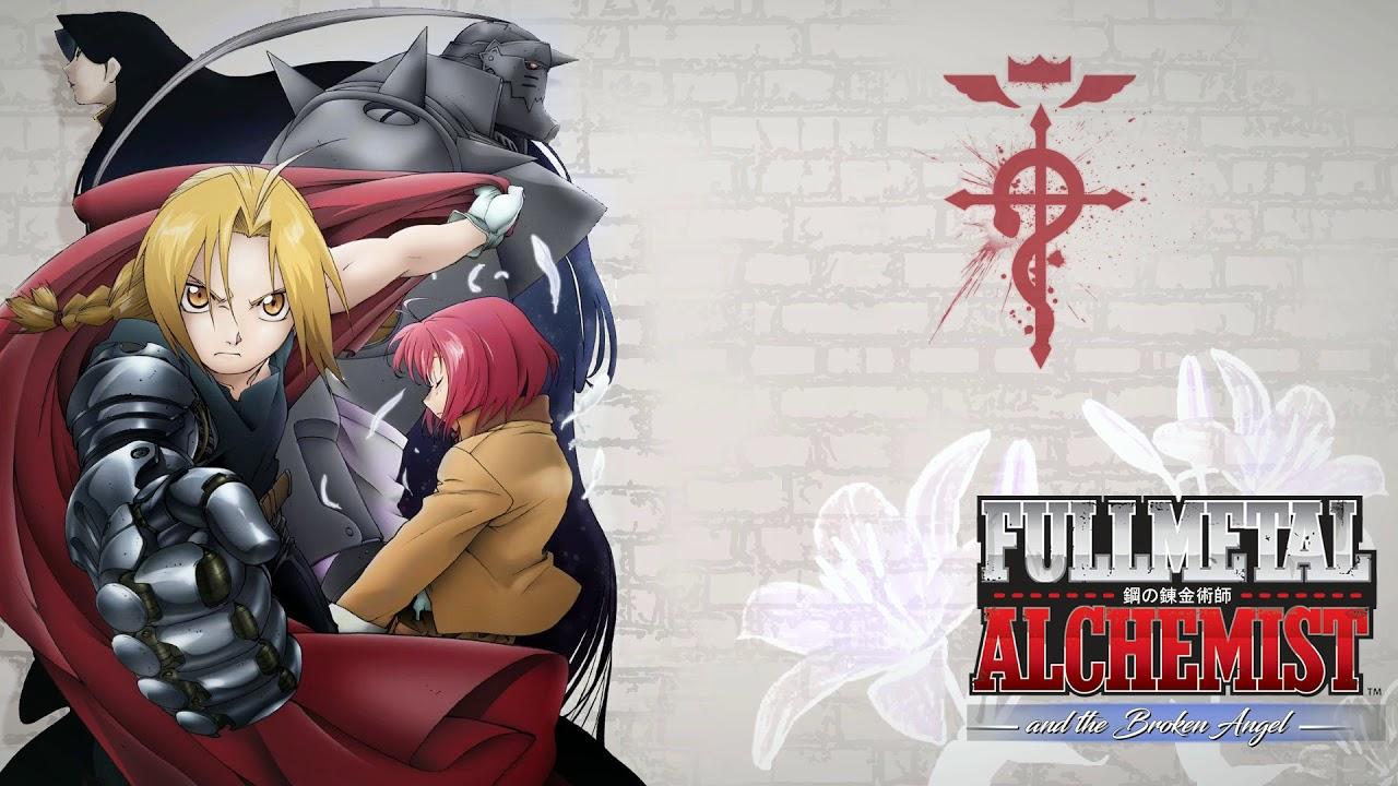 """Fullmetal Alchemist and the Broken Angel ‒ """"Faith ..."""