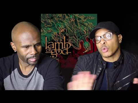 Lamb Of God - Laid To Rest (REACTION!!!)
