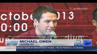 Video Michael Owen Tak Sabar Hadapi Indonesia - Kompas Petang 23 Oktober 2013 download MP3, 3GP, MP4, WEBM, AVI, FLV Juni 2018