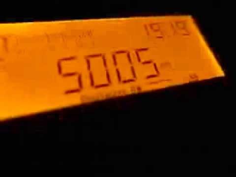 5005kHz Radio Bata, Equatorial Guinea (19:11UTC, 25 Nov, 2013)