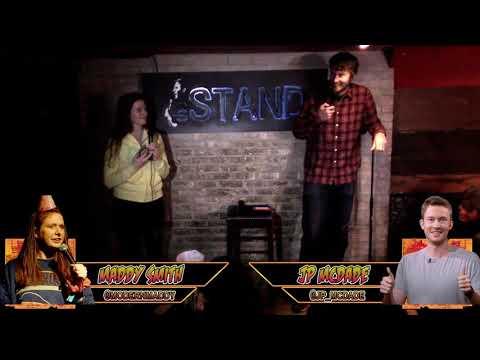 The RoastMasters 1.9.18 Main Event: Maddy Smith vs. J.P. McDade