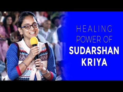 Mind-Blowing Healing Experience Of A Sudarshan Kriya And Meditation Practitioner