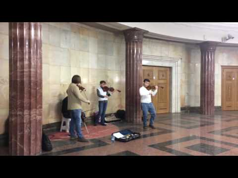 Moscow Metro Music Band