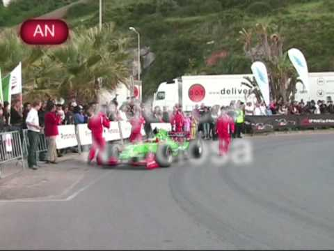 Automobilismo: A1GP - Filipe Albuquerque
