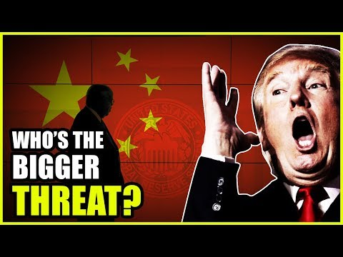 $22 TRILLION IN DEBT! Why Trump Thinks The Fed Is More Dangerous Than China!