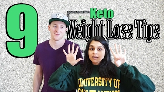 9 Tips to Lose Weight on a Keto Diet | Break Through Your Plateaus | Keto Weight Loss