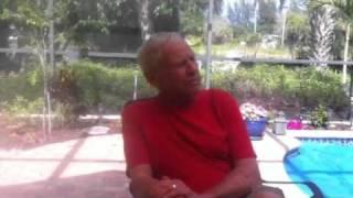 Screen Repair of Pool Cage in Sanibel, Florida